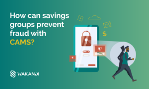 savings groups in Africa fight frauds with CAMS