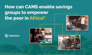 CAMS empower poor in Africa