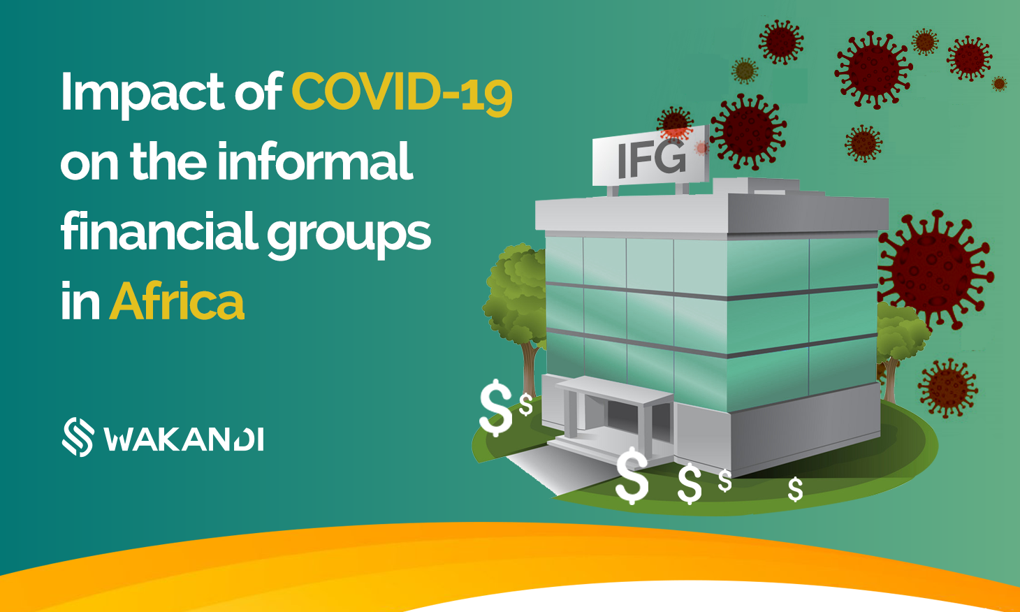Impact of COVID-19 on savings groups in Africa