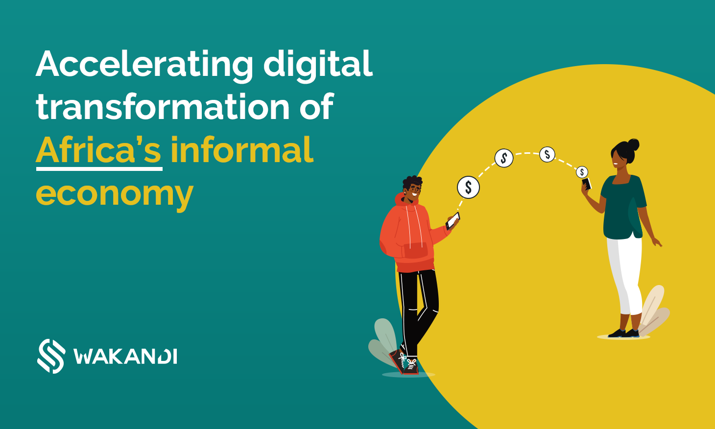 Digital transformation of the Informal Economy in Africa