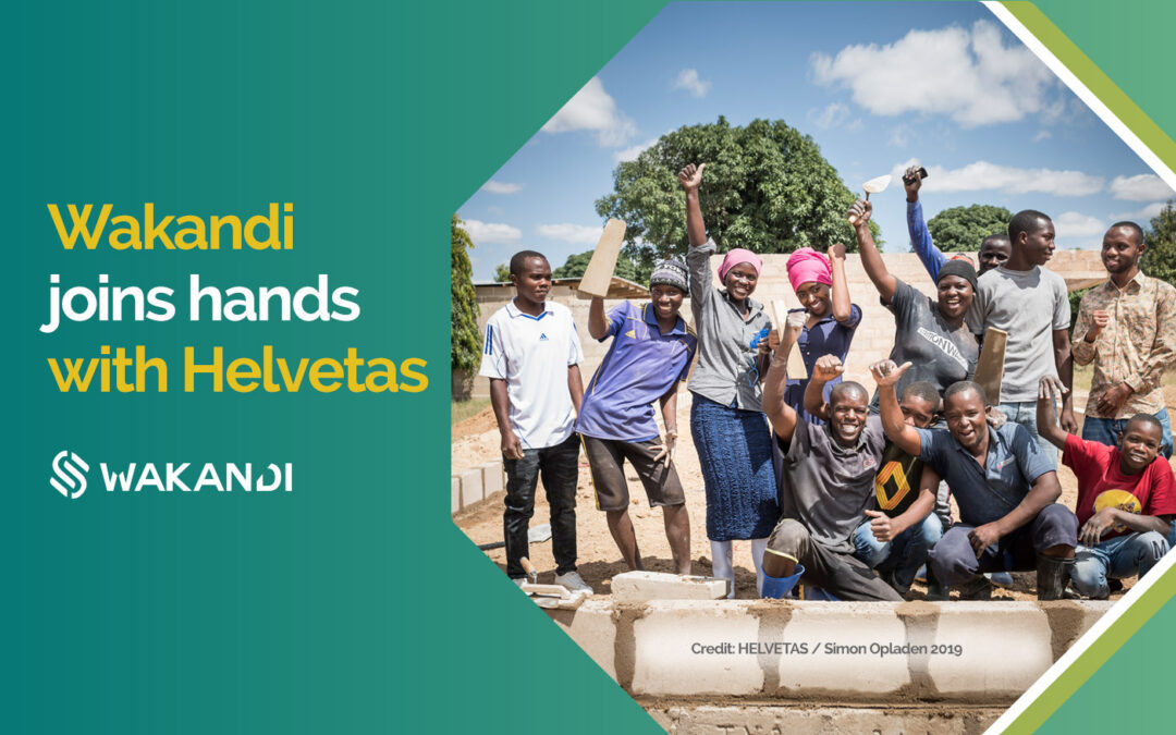 Wakandi joins hands with Helvetas Tanzania to accelerate change!