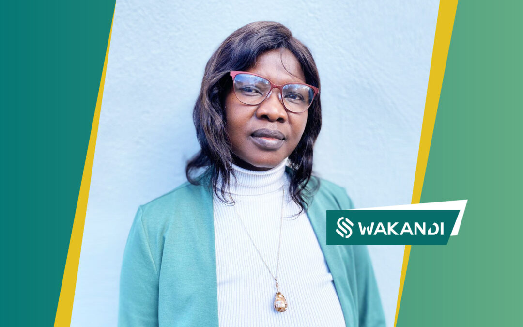 Lillian joins the Wakandi team as a back-office administrator