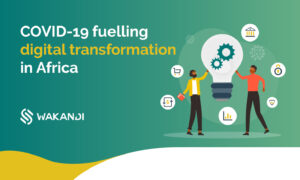 COVID-19 and digital transformation in Africa