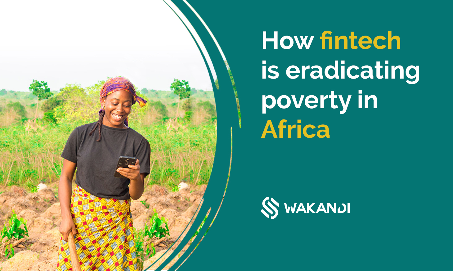 Fintech eradicating poverty in Africa