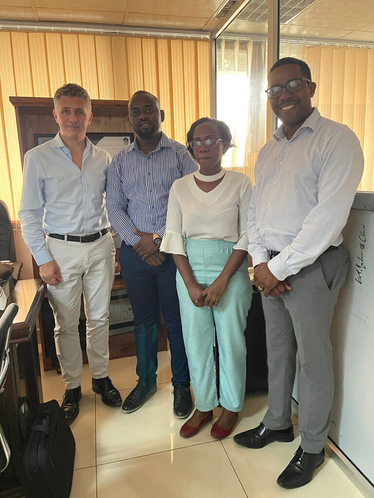 Meeting with SCCULT Tanzania